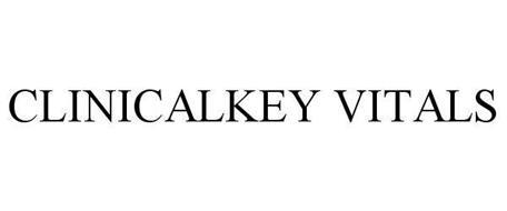 CLINICALKEY VITALS