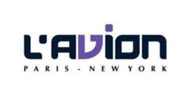 L'AVION PARIS - NEW YORK