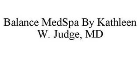 BALANCE MEDSPA BY KATHLEEN W. JUDGE, MD