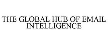 THE GLOBAL HUB OF EMAIL INTELLIGENCE