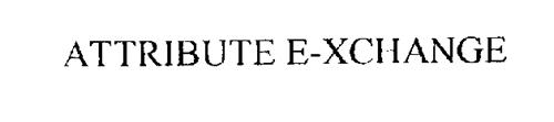 ATTRIBUTE E-XCHANGE