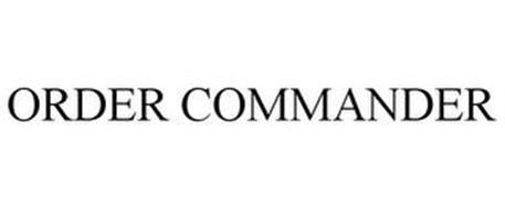 ORDER COMMANDER