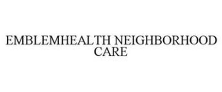 EMBLEMHEALTH NEIGHBORHOOD CARE