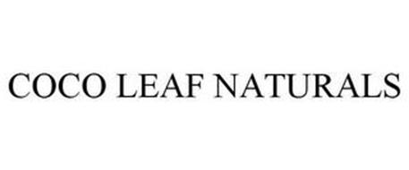 COCO LEAF NATURALS