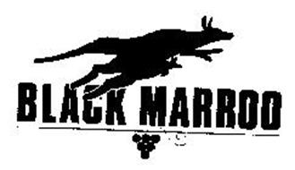 BLACK MARROO