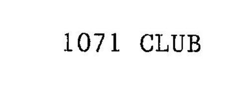 1071 CLUB