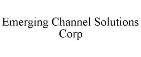 EMERGING CHANNEL SOLUTIONS CORP
