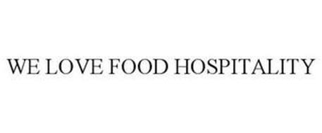 WE LOVE FOOD HOSPITALITY