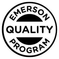 EMERSON QUALITY PROGRAM