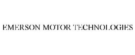 EMERSON MOTOR TECHNOLOGIES