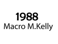 1988 MARCO M. KELLY