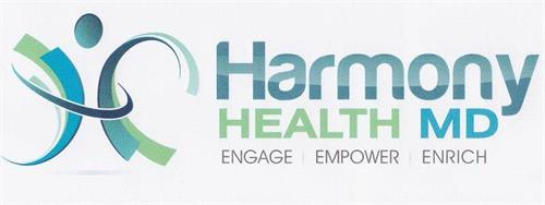 H HARMONY HEALTH MD ENGAGE EMPOWER ENRICH