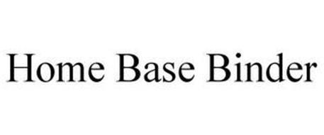 HOME BASE BINDER