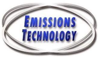 EMISSIONS TECHNOLOGY