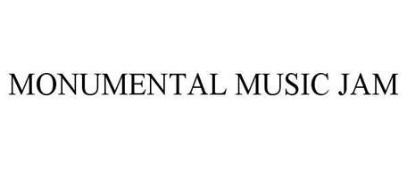 MONUMENTAL MUSIC JAM