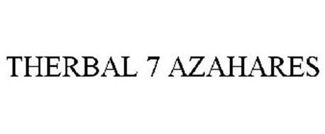 THERBAL 7 AZAHARES