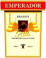 Emperador Brandy Gold Premium Selection Trademark Of