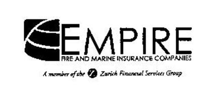 EMPIRE FIRE AND MARINE INSURANCE COMPANIES A MEMBER OF THE Z ZURICH FINANCIAL SERVICES GROUP