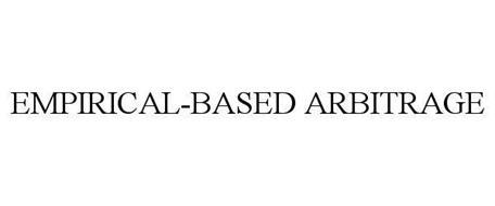 EMPIRICAL-BASED ARBITRAGE
