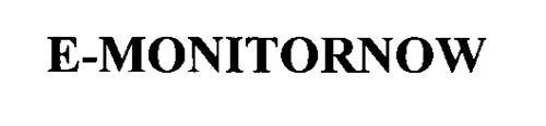 E-MONITORNOW