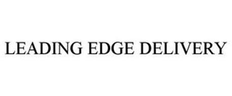 LEADING EDGE DELIVERY