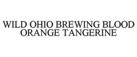 WILD OHIO BREWING BLOOD ORANGE TANGERINE