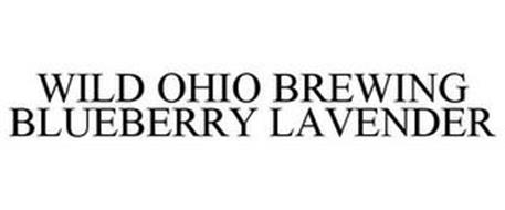 WILD OHIO BREWING BLUEBERRY LAVENDER