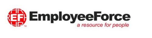 HR EMPLOYEEFORCE A RESOURCE FOR PEOPLE