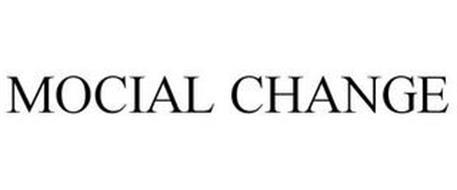 MOCIAL CHANGE