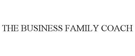 THE BUSINESS FAMILY COACH