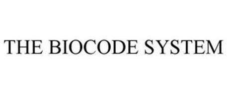 THE BIOCODE SYSTEM