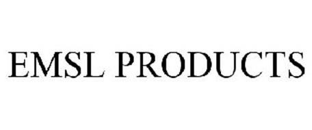 EMSL PRODUCTS
