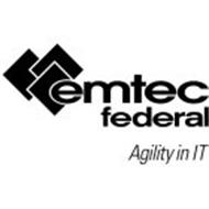 EMTEC FEDERAL AGILITY IN IT
