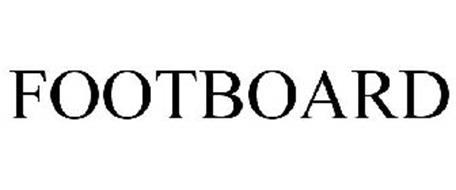 FOOTBOARD