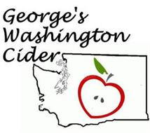 GEORGE'S WASHINGTON CIDER