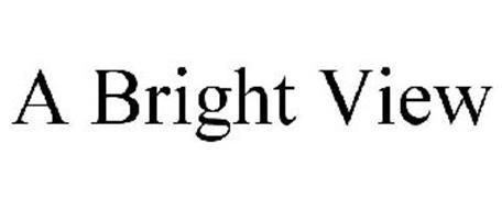 A BRIGHT VIEW