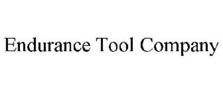 ENDURANCE TOOL COMPANY