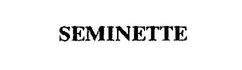 SEMINETTE