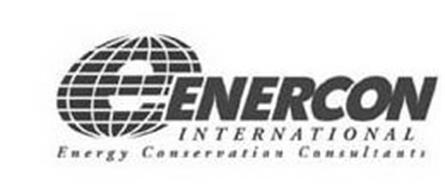 E ENERCON INTERNATIONAL ENERGY CONSERVATION CONSULTANTS