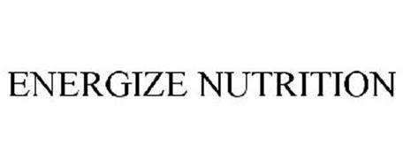 ENERGIZE NUTRITION