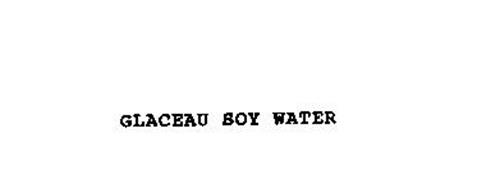 GLACEAU SOY WATER