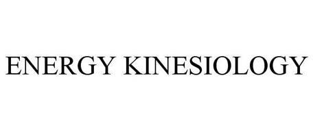 ENERGY KINESIOLOGY