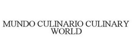 MUNDO CULINARIO CULINARY WORLD
