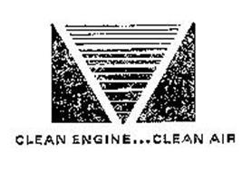 CLEAN ENGINE ... CLEAN AIR