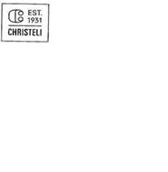 CC EST. 1931 CHRISTELI