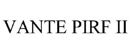 VANTE PIRF II