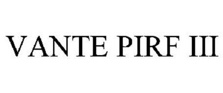 VANTE PIRF III