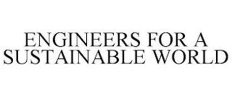ENGINEERS FOR A SUSTAINABLE WORLD