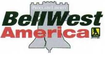 BELLWEST AMERICA PROCLAIM LIBERTY YELLOW PAGES