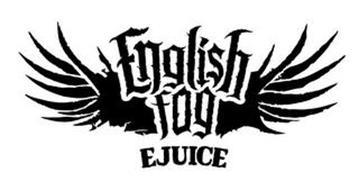 ENGLISH FOG EJUICE